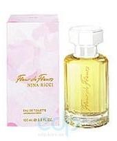 Nina Ricci Fleur de fleurs For Women - туалетная вода - 100 ml
