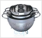 Vinzer - Дуршлаг - нержавеющая сталь, диаметр 19,0 см (арт. 89257)
