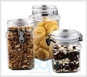 Vinzer (посуда) Vinzer -  Емкость для пищевых продуктов - акрил, герметическая крышка, объем - 1800мл (арт. 69261)