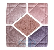 Тени для век Christian Dior - 5-Colour Eyeshadow Iridescent №809 TESTER