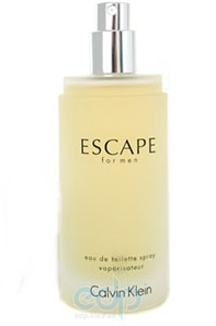 Calvin Klein Escape for man - туалетная вода - 100 ml TESTER