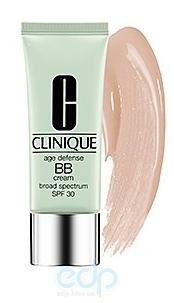 Крем тональный для лица корректирующий, выравнивающий тон с антивозрастным эффектом для всех типов кожи Clinique - Age Defense BB Cream Broad Spectrum SPF 30 №03 - 40ml