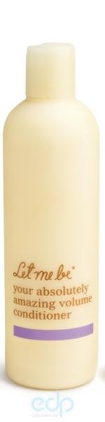 KC Professional - Let Me Be Volume Conditioner Кондиционер для придания волосам объема с UV-фильтром - 300 мл