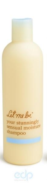 KC Professional - Let Me Be Moisture Shampoo Увлажняющий шампунь для волос с UV-фильтром - 300 мл