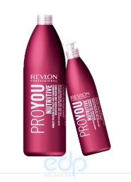 Revlon Professional - Pro You Nutritive ShampooШампунь увлажняющее питание - 1000 ml