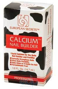 SuperNail (esn) - Лечебный препарат, питающий и укрепляющий ногтевую пластину Calcium Nail Builder - 14 ml
