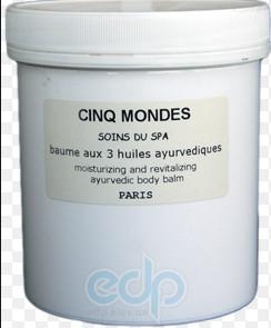 Cinq Mondes - Three Ayurvedic Oils Body Balm Бальзам для тела Три Аюрведических Масла - 500 ml