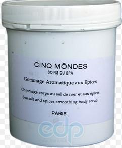 Скраб для тела Cinq Mondes