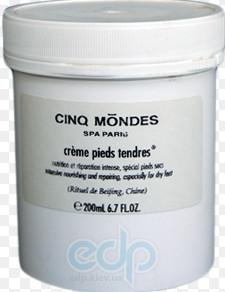 Cinq Mondes - Tender Foot Cream Крем Нежные ножки - 200 ml