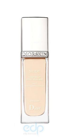 Тональный крем Christian Dior - Diorskin Nude Teint Eclat Effet Peau Nue SPF15 №021 Liner - 30 ml