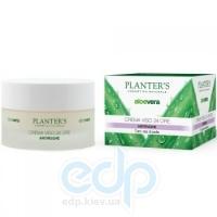 Planters - 24 Hour Face Cream Antiwrinkle Aloe Vera Крем для лица против морщин - 50 ml (ref.2536)