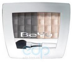 BeYu - Двойные тени для глаз Color Passion Duo №128 Deep Night/ Buttercream