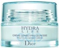Christian Dior Крем-сорбет для лица - Hydra Life Creme Sorbet Pro-Jeunesse TESTER