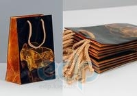Пакет бумажный Sabona - Автомобиль 20.5x15x7.5