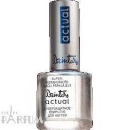 Dzintars (Дзинтарс) - Фиксатор лака для ногтей Dzintars Actual - 7,5 ml (59014dz)