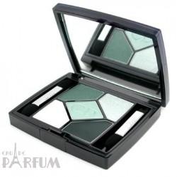 Тени для век Christian Dior -  5-Colour Eyeshadow Designer №408 Green Design