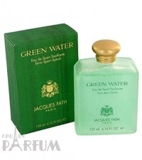 Jacques Fath Green Water vintage For Men - туалетная вода - 125 ml