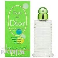 Christian Dior Eau de dior energizing For Women - туалетная вода - 100 ml
