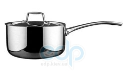 Vinzer (посуда) Vinzer -  Сотейник - нержавеющая сталь, диаметр 16см, 1,8л (арт. 89070)