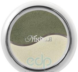 Ninelle Тени для век двойные компактные № 05 золотисто-зеленый - 2 gr (11548)
