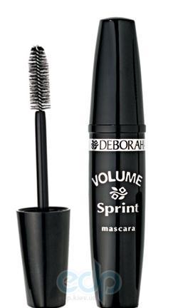 Deborah - Тушь для ресниц Объем  Volume Sprint Mascara Черный - 13 ml