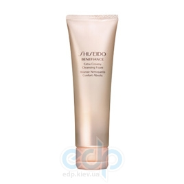 Shiseido - Benefiance Wrinkle Resist 24 Extra Creamy Cleansing Foam - 125 ml