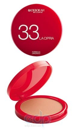 Deborah - Компактная пудра LA Cipria № 33 - 13 g