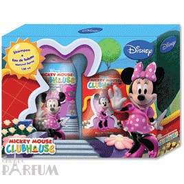 Admiranda Mickey Mouse Club House - для девочек Набор (шампунь для волос экстрактом земляники 300 + туалетная вода100) AM 71006)
