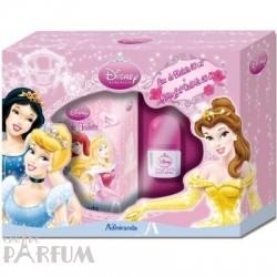 Admiranda Princess - для девочек Набор (туалетная вода 30 + гель для тела с блестками roll-on 20) (арт. AM 71260)