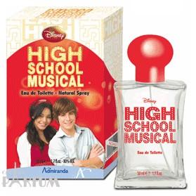 Admiranda High School Musical  -  туалетная вода -  50 ml (арт. AM 74306)