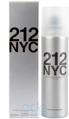 Carolina Herrera 212 For Women -  дезодорант - 150 ml