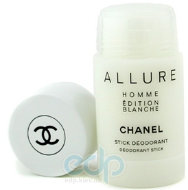 Chanel Allure Homme Edition Blanche -  дезодорант стик - 75 ml