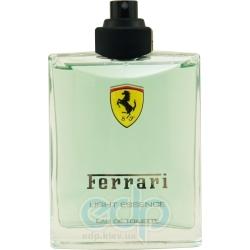 Ferrari Light Essence Man - туалетная вода - 125 ml TESTER