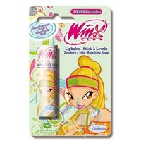 Admiranda Бальзам для губ солнцезащитный, увлажняющий - Lipbalm Bloom - 5.5 ml (розовая сахарная глазурь) (арт. AM 76008-3)