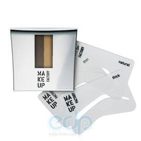 Make up Factory - Пудра для бровей с трафаретом Eye Brow Powder 02 - 7.5 g (24802)