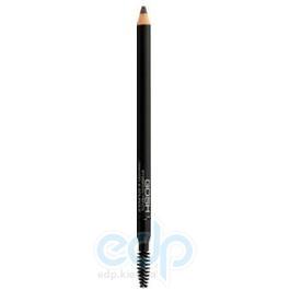 Карандаш для бровей Gosh - Eyebrow Pencil Soft Black - 1.2 ml