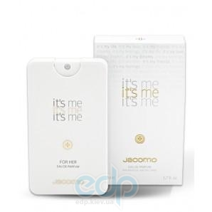 Jacomo It's Me For Her - парфюмированная вода - 50 ml TESTER