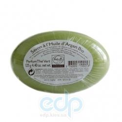 Naturelle D'Orient - Мыло для лица и тела, смягчающее, с ароматом зеленого чая на основе масла арганы - 125 g
