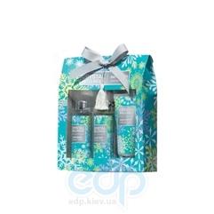 Mades Cosmetics - Crystal Wellness с ароматом спящий лес - Набор (гель для душа 120 ml+спрей для тела 120 ml+лосьон для тела 100 ml)