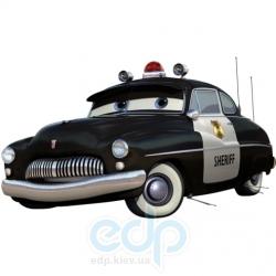 Disney - Гель для душа Cars Sheriff - 400 ml
