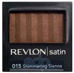 Тени для век Revlon - Luxurious Color Satin №015 Сияющая сьенна