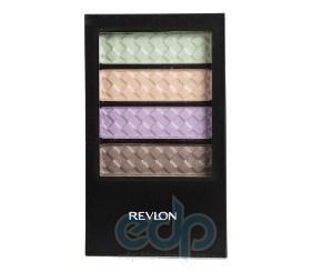 Тени для век cтойкие 12-часовые Revlon - Colorstay №19 Лазурная дымка