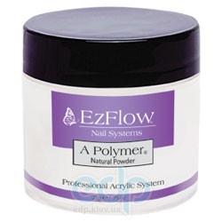 EzFlow - Полупрозрачная акриловая пудра A-Polymer Natural Acrylic Powder - 28 г