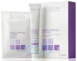 Revlon Professional Gentle Meches System - Система для безаммиачного мелирования (Набор из 6 пакетов 6x50 g и 3 туб - 3x60ml)