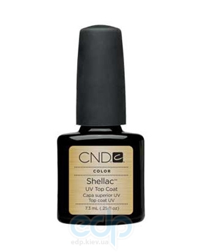 CND Shellac - Top Coat Верхнее покрытие - 7.3 ml