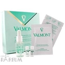 Набор коллагеновых масок для глаз Valmont  - Eye Regenerating Mask Treatment (5 масок  + 2 ампулы постколлагенового ухода) (brk_705102)