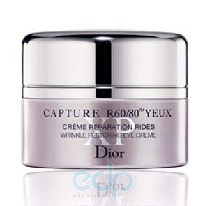 Christian Dior -  Eye Care Capture R60/80 XP Yeux Wrinkle Restoring Eye Creme -  15 ml