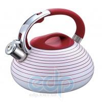 Lessner - Red  Чайник объем 3 л (арт. ЛС49338)