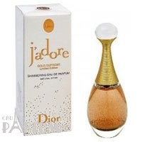 Christian Dior Jadore Gold Supreme - парфюмированная вода - 50 ml