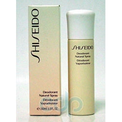 Shiseido -  Body Deodorant Natural Spray -  100 ml